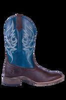 Noble 66032-147 Women Autumn All Around Western Dark Brown Boot