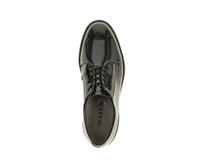 Bates 007 Mens High Gloss Leather Sole Oxford Shoe