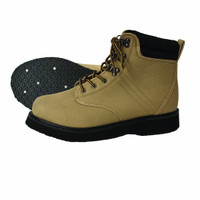 Frogg Toggs F25111 Mens Rana Rubber Non-Slip Wading Boots with Studs