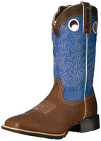 Durango DDB0121 Mens Slip and Oil Resistant Square Toe Mustang Western Boot