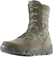 Wellco S120 USAF Sage Green Hot Weather E-Lite Combat Boot