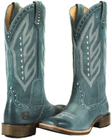 Noble 66031-692 Womens All Around Square Toe Vintage Boot