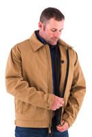 Noble Outfitters 18504-110 Mens Ranch Tough Antique Bronze Jacket
