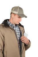 Noble Outfitters 18506-032 Mens Endurance Waterproof Hood Jacket