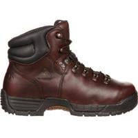 "Rocky 6114 Mens Steel Toe Mobilite Waterproof 6"" Work Boot"