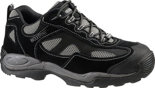 WOLVERINE W02073 MENS SD SR SAFETY SHOES