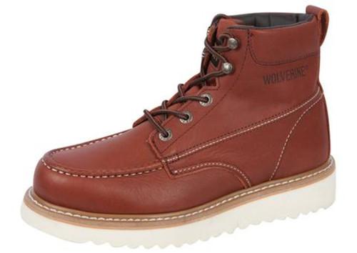 Wolverine W03193 Mens T-Bone Steel Toe Work Boots