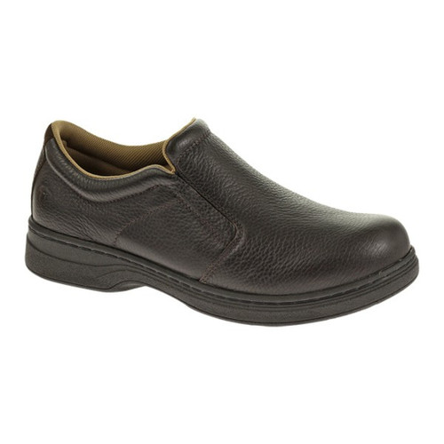 Wolverine W10328 Mens Hume Steel-Toe Oxford Slip On Shoe