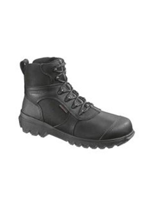 Wolverine W02197 Mens Bushwood Waterproof Soft Toe Work Boots