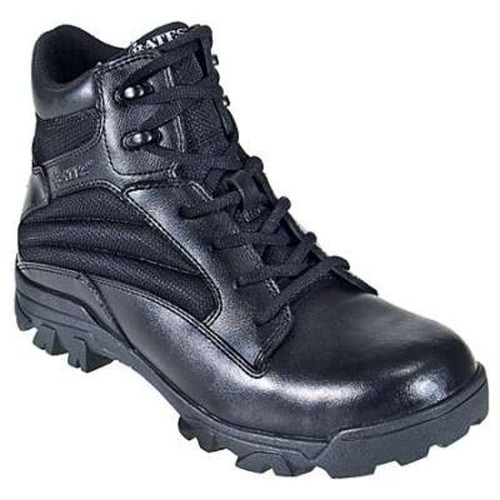 Bates 2066-B Mens ZR-6 6-Inch Black Leather Tactical Boot