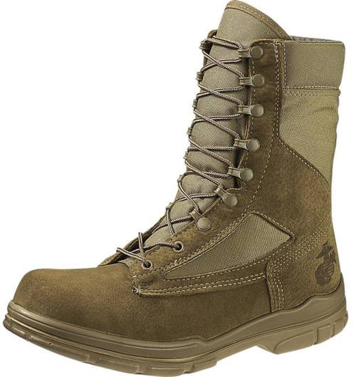 Bates 57501-B Womens 8 Inch USMC Tactical Boots