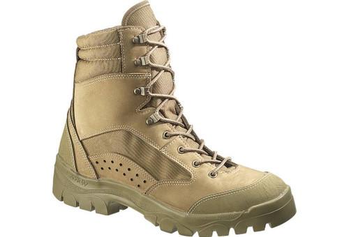 Bates 3612-B Mens Olive Mojave Combat Hiker Boots