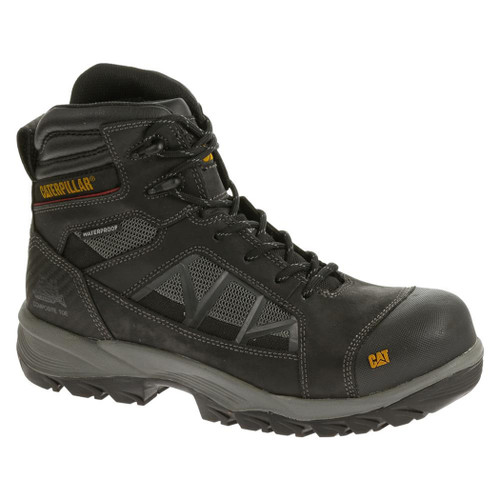 "Caterpillar P90604 Mens Compressor 6"" Waterproof Comp-Toe Work Boot"