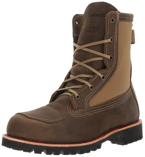 Bates 8826-B Mens Bomber Work Boot Made in USA