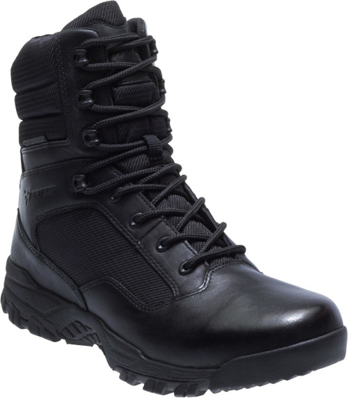 Bates 5168 Mens Siege 8 Waterproof Side Zip Military and Tactical Boot