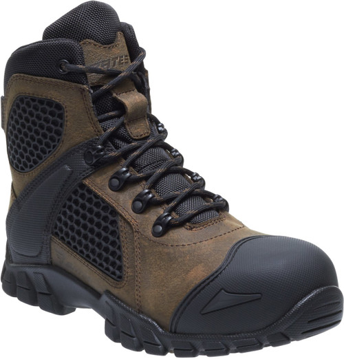 Bates 7075 Mens Shock FX Composite Toe Military and Tactical Boot, Canteen