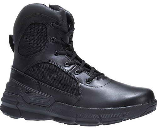 """Bates E07108 Mens Charge 8"""" Athletic Side Zip Tactical Duty Boot"""