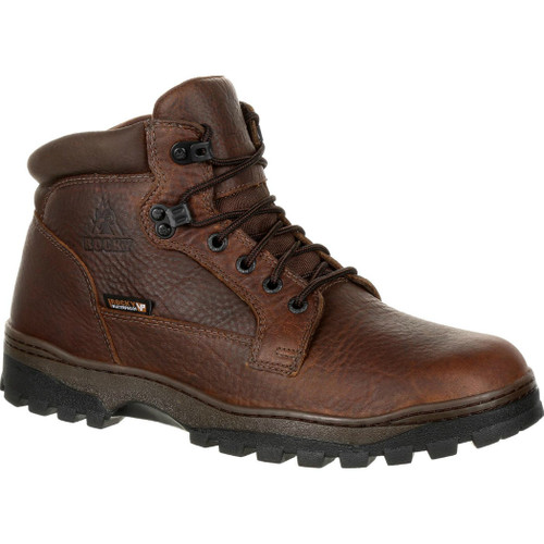 Rocky RKS0389 Mens Outback Plain Toe Gore-Tex Waterproof Outdoor Boot