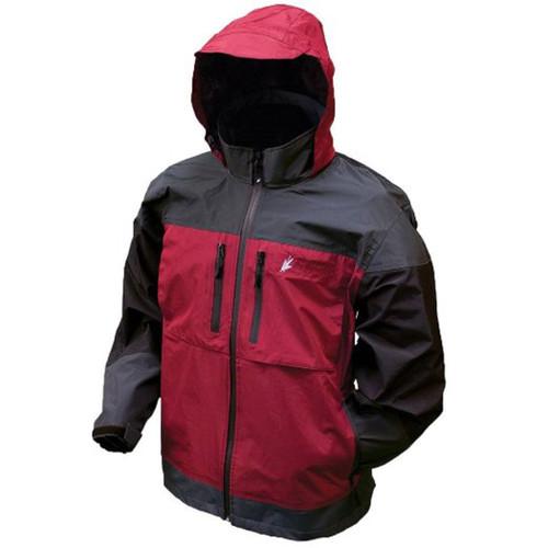 Frogg Toggs FNT6512011677 Toadz Anura Brick/Slate Jacket