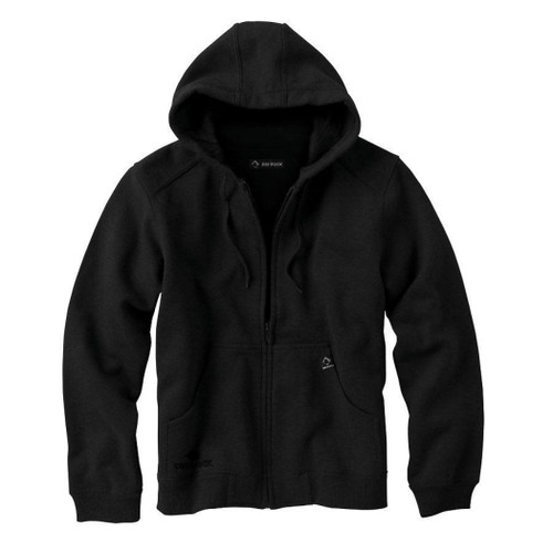 "DRI Duck 9570 Ladies' ""Wildfire"" Full-Zip Powerfleece Jacket Black"