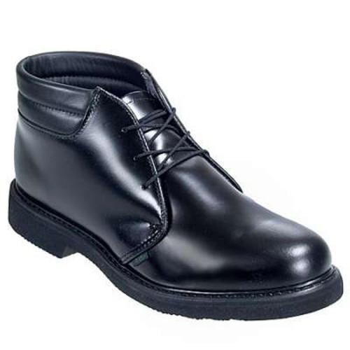 Bates 0078 Mens Lites Leather Postal/Patrol Chukkas