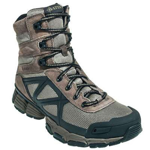 Bates 4030 Mens Velocitor Slip Resistant Non Metal Athletic Work Boot