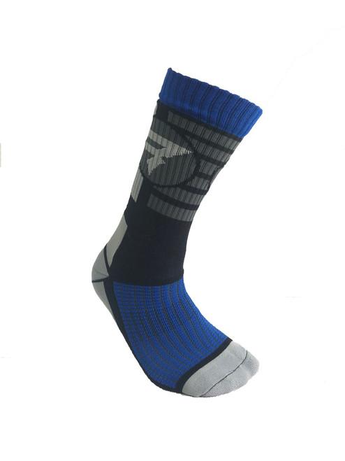 Bates Mens Powersports Performance Socks Large Mens Shoe Size 9-13 1 Pack …