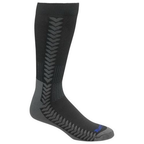 Bates Men's Side Cushion Performance Large Shoe Size 10-13 Single Pack Socks