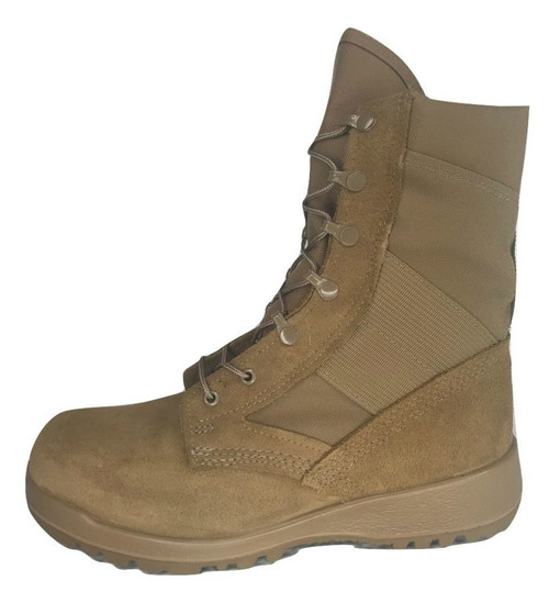 Bates 41800-B Mens Coyote Hot Weather Boot