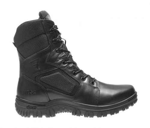 Bates 5508 Mens Maneuver OPS Tall Waterproof Side Zip Boot