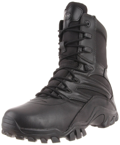 Bates 2348 Men's Delta Side-Zip 8 Inch Uniform Boot