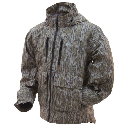 Frogg Toggs PF63161-50 Mens Pilot II Guide Bottomlands Rain Jacket