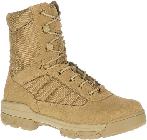 Bates 02207 Mens 8'' Tactical Sport Side Zip Ultra-Lite Boot