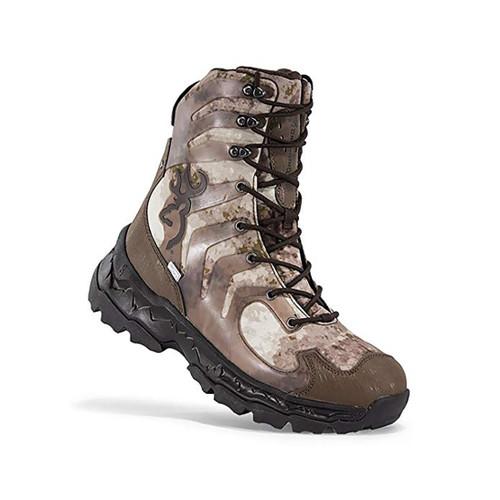 Browning Mens Buck Shadow 8 inch Waterproof Boots