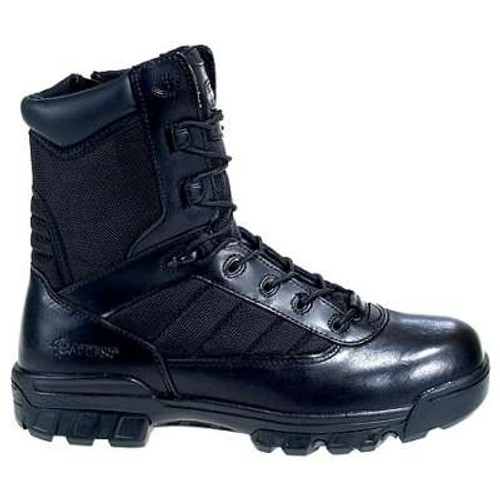 Bates 2700 Womens Tactical Sport 8 Inch Black Side Zip Boot