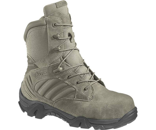 Bates 4276 Mens GX-8 Sage Composite Toe Side Zip Boot