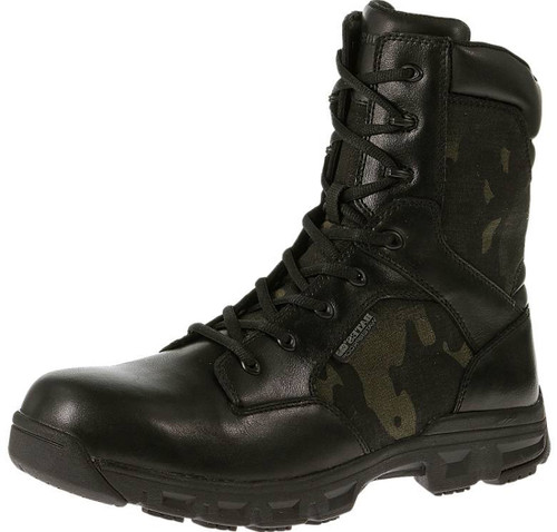Bates 6610 Mens Code 6 8 Inch Side Zip Waterproof Boot