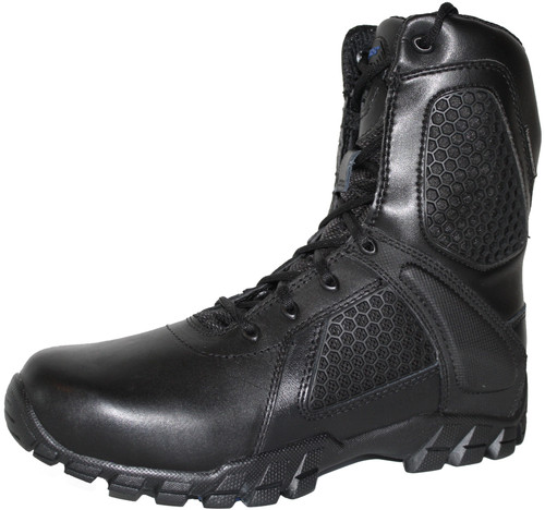 Bates 7008 Mens 8 Inch Strike Side Zip Waterproof Tactical Boot