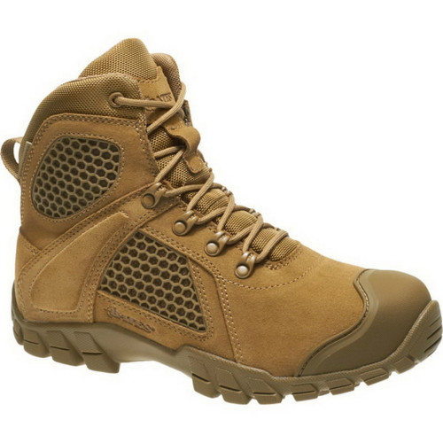Bates 7013 Mens Coyote Shock FX Mid Cut Tactical Boot