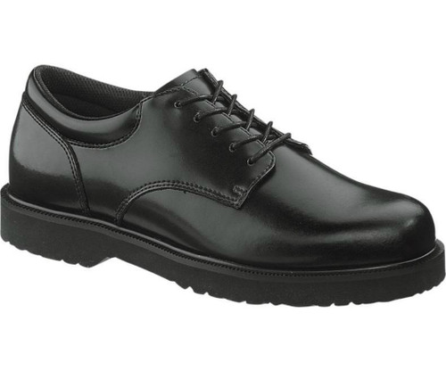 Bates 22233 Mens High Shine Duty Oxford Shoe
