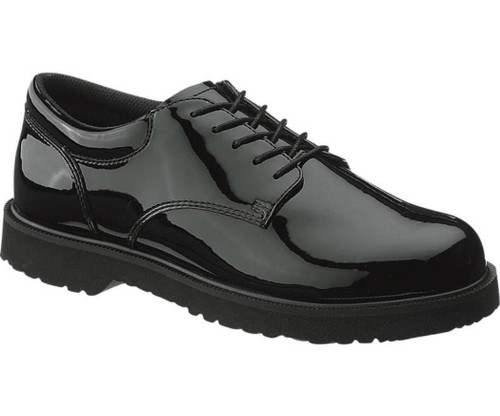 Bates 22741 Womens High Gloss Duty Oxford Shoe
