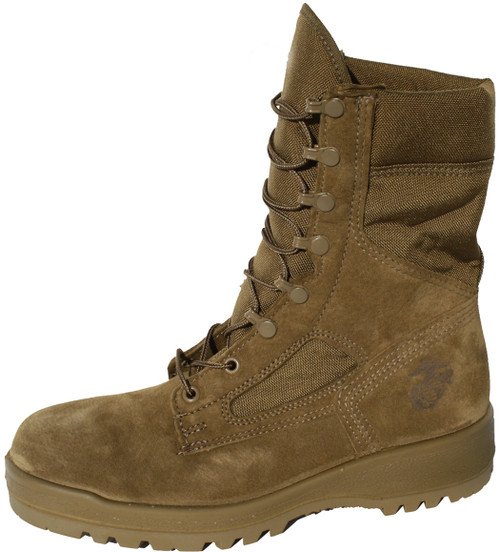 Bates 25501 Mens USMC Lightweight Hot Weather Boot