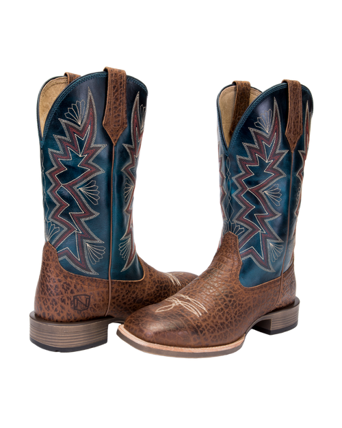 Noble 65027-132 Mens All-Around Square Toe Renegade Boot