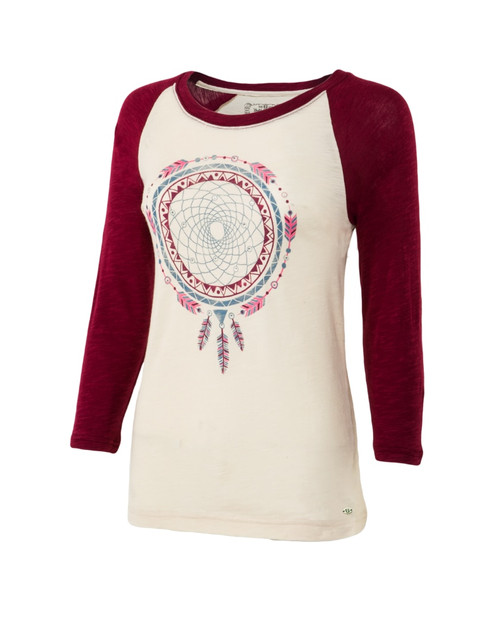 Noble Outfitters 21528-011 Womens Vintage Dream Catcher Shirt