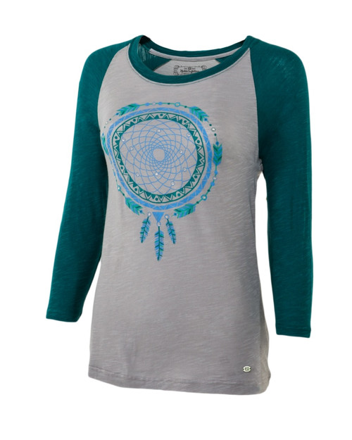 Noble Outfitters 21528-014 Womens Vintage Dreamcatcher Shirt