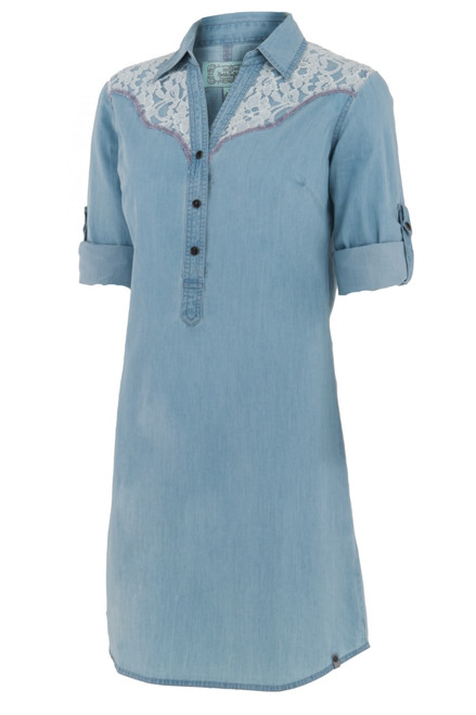 Noble Outfitters 26000-703 Womens Bluegrass Lace Dress