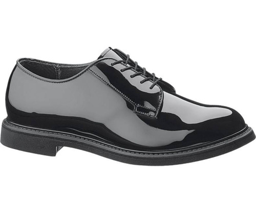 Bates 1301 Mens Durashocks High Gloss Oxford Shoe