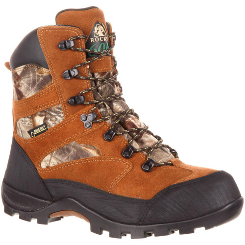 Rocky RKS0125IA Mens Waterproof 600 GM Insulated Camo Hunting Boot