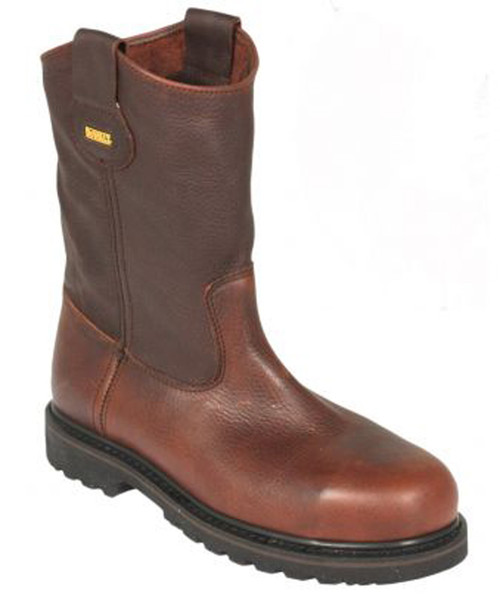 Dewalt D00070 Mens Anvil II Wellington Steel Toe Work Boots