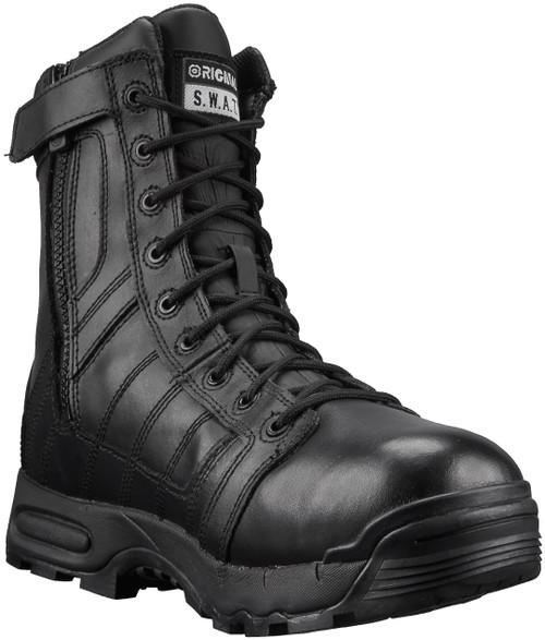 Original S.W.A.T. 123401 Men's Metro Air 9-Inch Waterproof Side-Zip Tactical Boot
